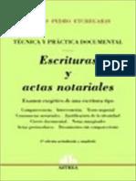 """""""Escrituras y Actas Notoriales"""" de Natalio Pedro Etchegaray"""