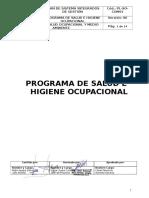 PL-SO-COM001 PROGRAMA DE SALUD OCUPACIONALREV00.doc