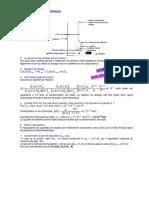 Exo 54- Dosage Acide Benzoique C