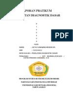 laporan diagnostik dasar ++
