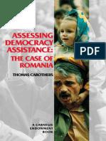 Assessing U.S. Democracy Assistance
