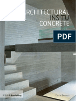 Architectural Concrete Part 1