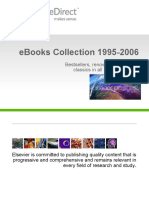 eBooks Content Quality 1995 2006