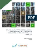 Guia Evaluacion y Cuantificacion Del Carbono Forestal