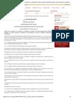 Resolução Nº 1, De 21 de Julho de 2015 - Lex Ministério Da Educação Secretaria de Educação Superior Comissão Nacional de Residência Multiprofissional Em Saúde
