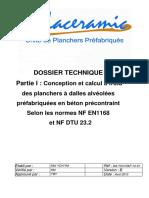 Conception et calcul à froid des planchers à dalles alvéolées préfabriquées en béton précontraint.pdf