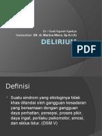 F0 - Delirium Rev