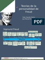 Personalidad psicoanalisis