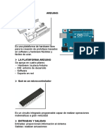 Resumen Arduino
