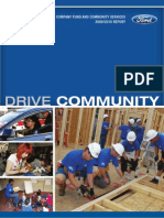Ford Motor Company Fund & Community Services 2009 Annual Report