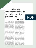 O caminho da intertextualidade nos quadrinhos.pdf