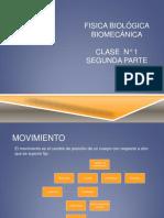 Fisica Biolo_gica - Clase N_1 - Segunda Parte