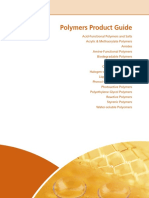 Polymers Guide 2012