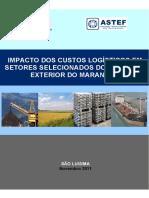 Impacto Custos Logísticos Maranhão Leopoldo Nunes