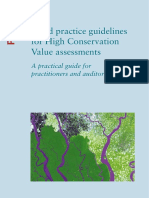 2008_ Good practice guidelines for high Conservation Value Asseement.pdf