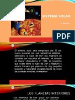 Ppt Sistema Solar