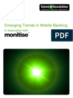 Emerging Trends in Mobile Banking