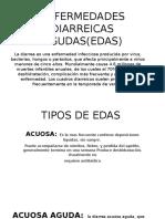 Enfermedades Diarreicas Agudas(Edas)