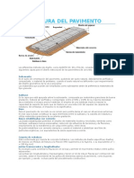 Estructura Del Pavimento
