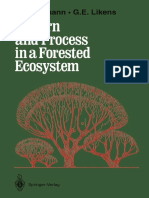 Libro_Pattern and Process Ina Forested Ecosystem