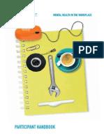 BL1602 General Workplace Training Participant Handbook ACCHR