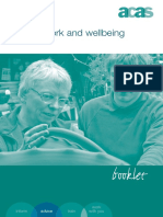 Health Work and Wellbeing Accessible Version