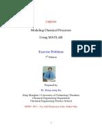 CHE656 Problems 2013