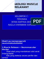 Muscle relaxant.ppt