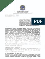 Contrato Ufcg-pra 036-2016 Limpeza Conservao e Higienizao Em Patos