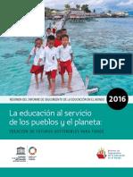 Educacoin Al Servicio Unesco