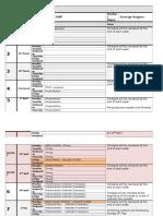 fmp schedule