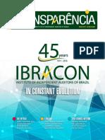 Revista Transparência 45 Anos Ibracon