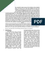 Analisis Teknologi Informasu Kerusakan Lingkungan