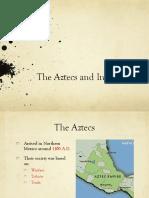 aztec inca ppt