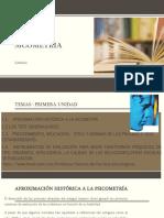 SICOMETRIA 1