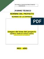 3. Formato Unico Para Certificacion v.3.0