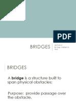 Lecture 2.6 Bridges