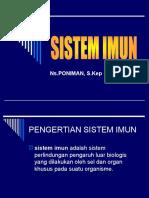 ASKEP SISTEM IMUN