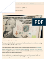US Money Market Fund Reform_ an Explainer