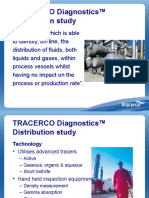 Tracerco Diagnostics Distribution Study