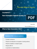 ForeScout Next Generation NAC Presentation