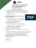 Examen de Albañileria Estructural