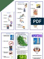Leaflet Hipertensi Poltekkes