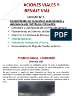 4 Metodo Racional e Hidrograma Sistemas Drenaje