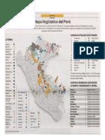 Mapa Linguistico Del Peru