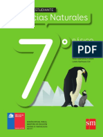 Ciencias Naturales 7º Básico-Texto Del Estudiante