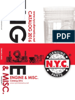 Catalogo NYC Engine