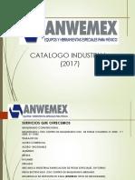 Catalogo Industrial Anwemex 2017 Bpdf
