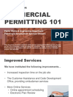 Commercial Permitting Presentation