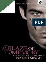 N S - Psy-Changeling 07 - Blaze Of Memory (rev. PRT - TAD).docx